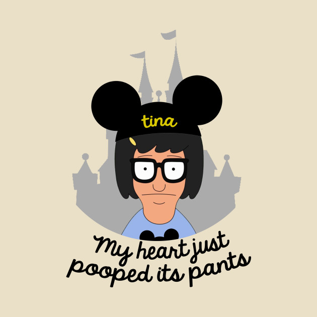 Tina Goes to Disney