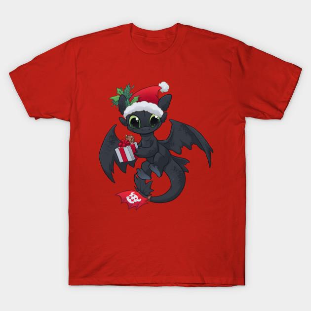 Christmas Dragon.Christmas Dragon