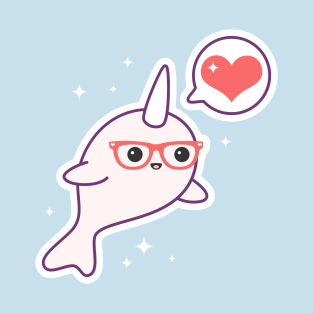 Nerd Narwhal