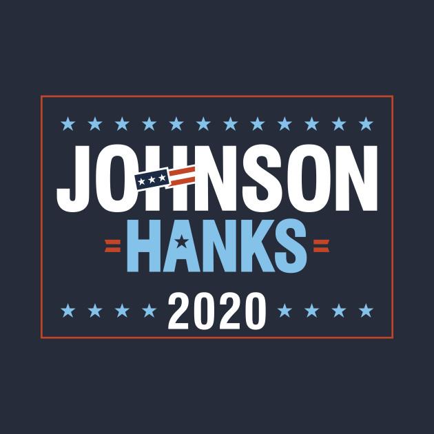 Johnson - Hanks in 2020
