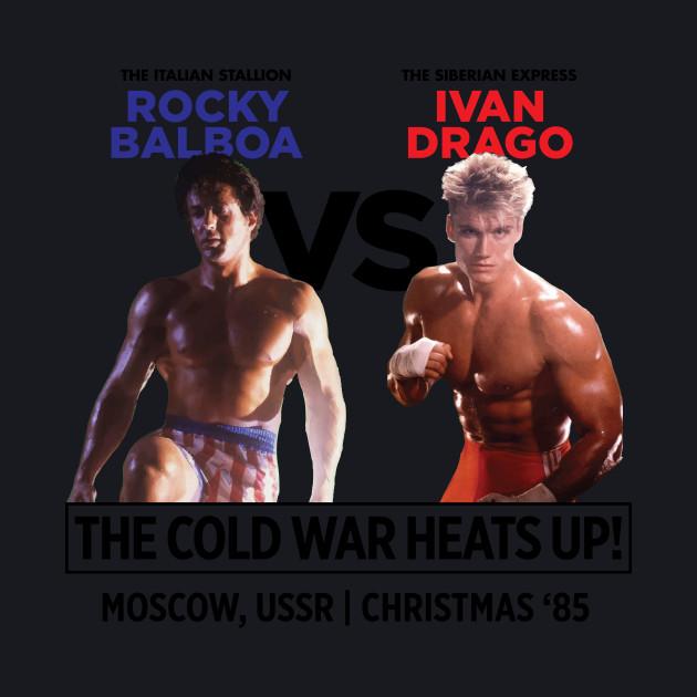 THE COLD WAR HEATS UP!