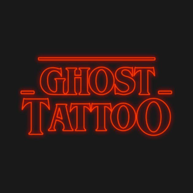 Ghost Tattoo