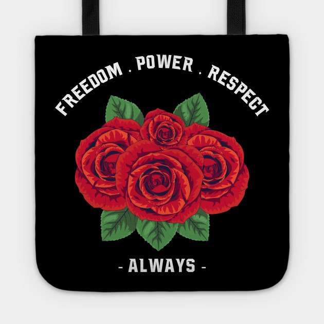 Freedom, Power, and Respect with Rose