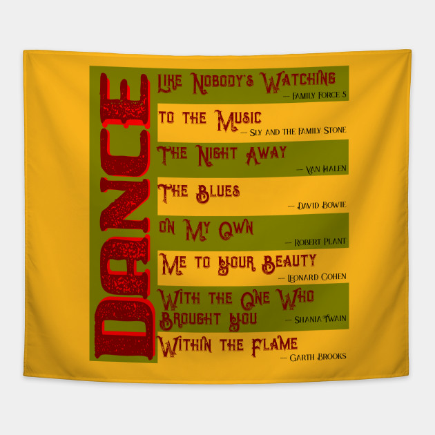 Music Quotes Dance Music Quotes Tapestry Teepublic