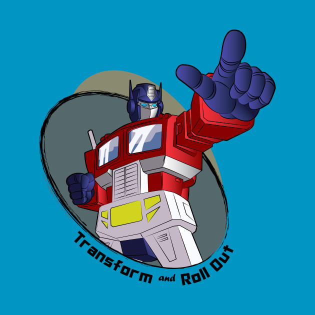 Optimus Prime - Transform and Roll Out