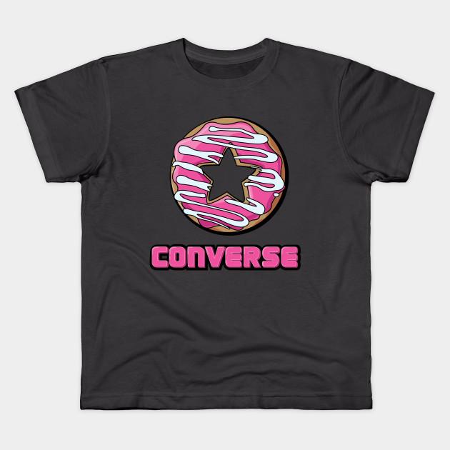 4a71a04e1d3e All star - converse - All Star - Kids T-Shirt