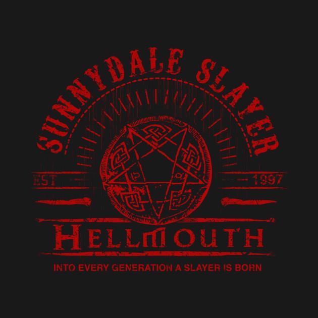 Hellmouth T-Shirt