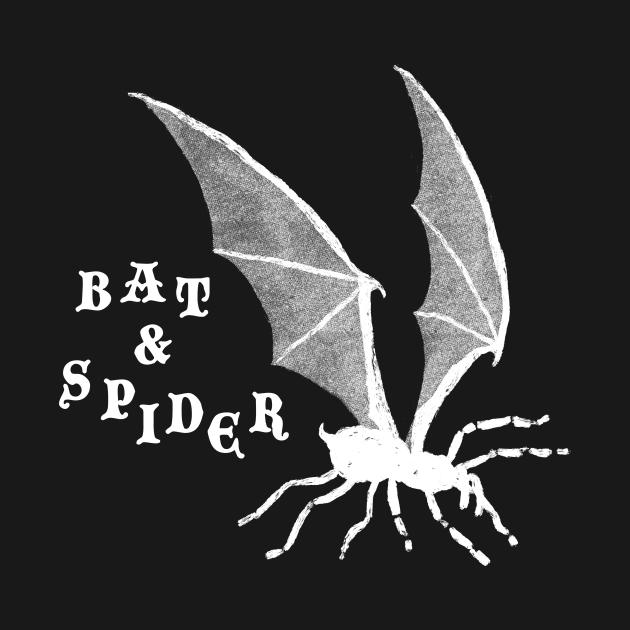 BAT & SPIDER TEE