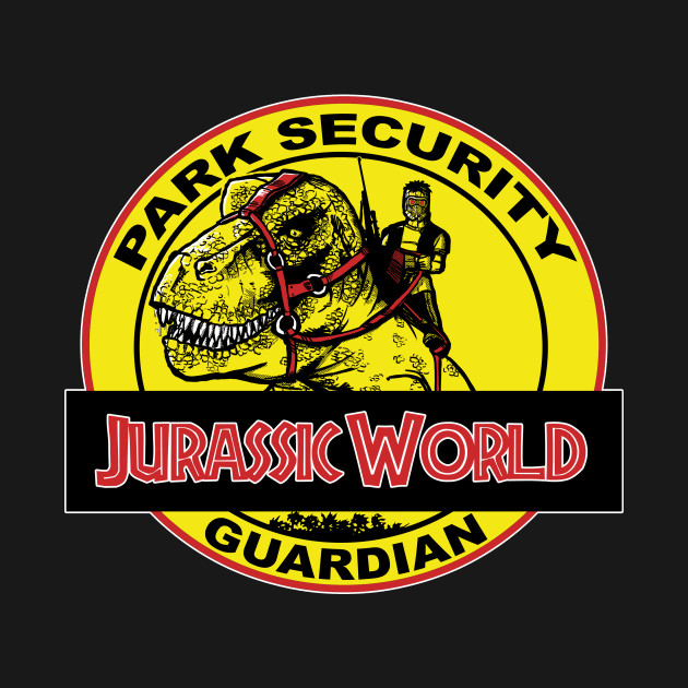 Jurassic World Guardian T-Shirt