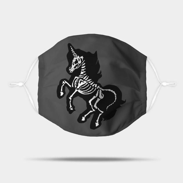 Unicorn Skeleton