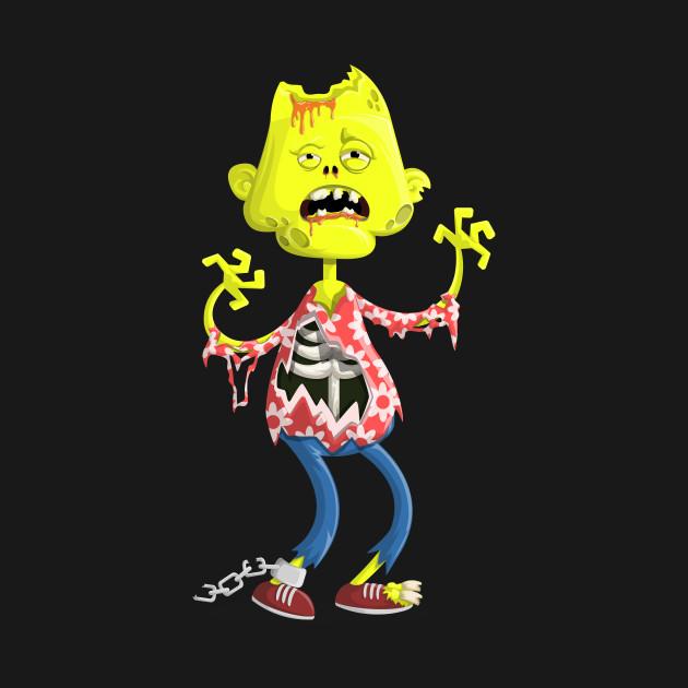 yellow zombie