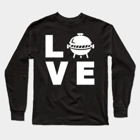 caae21a6 Cookout Long Sleeve T-Shirts   TeePublic
