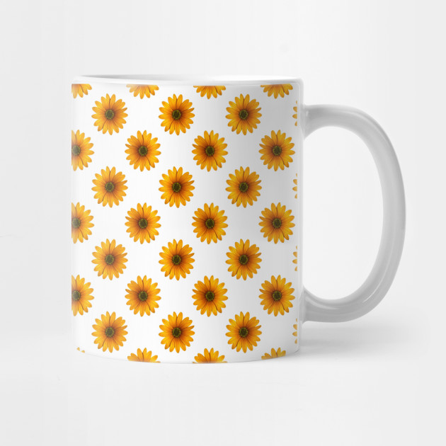 Yellow Ditsy 90s Daisies 2