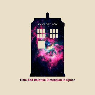 Galaxy TARDIS