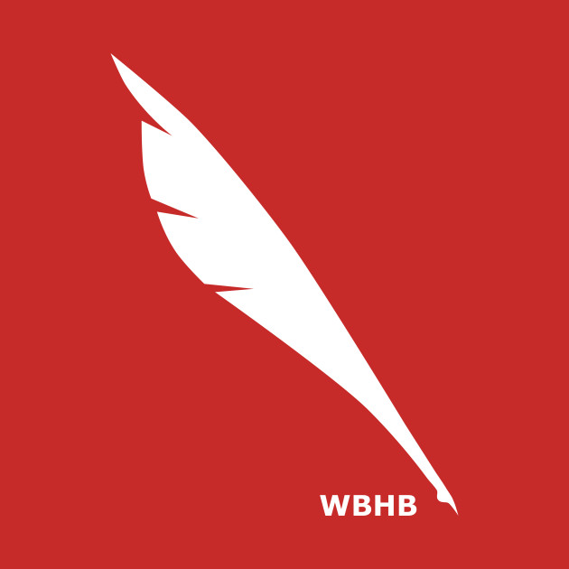 Women's Book History Graphic Feather