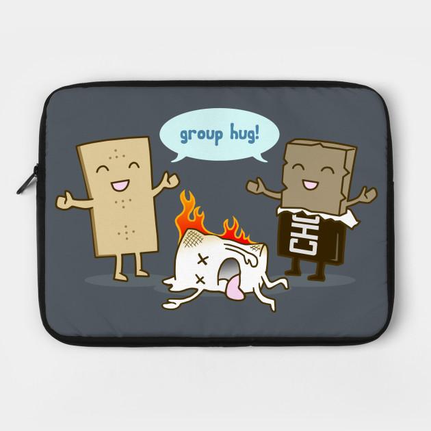 Funny - S'mores Group Hug!