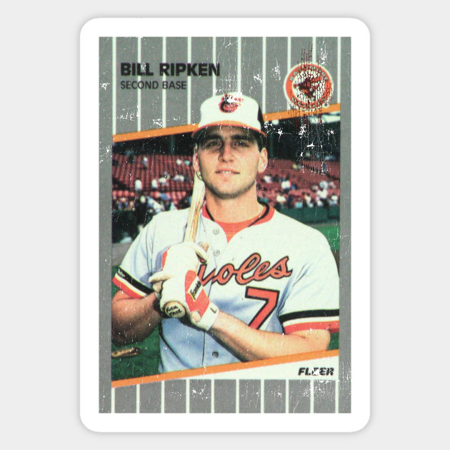 Bill Ripken Fuck Face Card 1989 Fleer 616 Distressed By Pissandvinegar