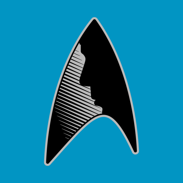 Spock Tribute Badge