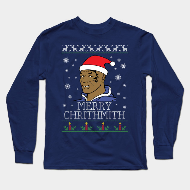 Mike Tyson Merry Chithmith Chritmas