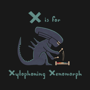X Is For t-shirts