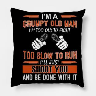 Sharon Cuscini.Cuscini Grumpy Old Man Teepublic It
