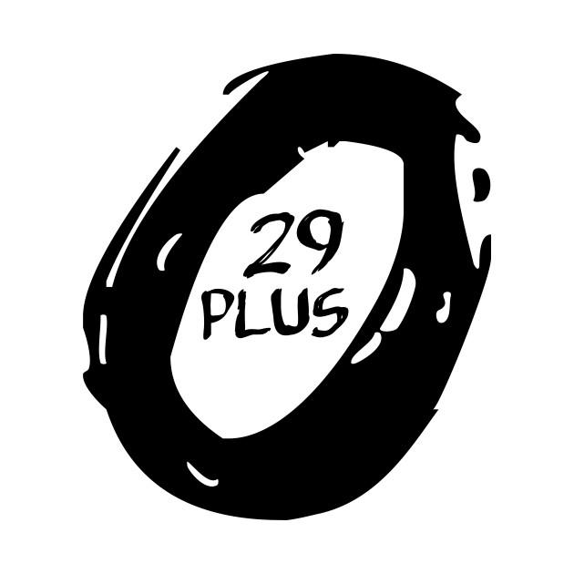 29er plus bike