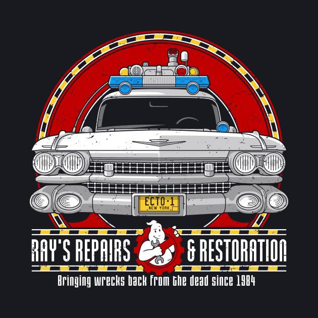 Ray's Repairs and Restoration