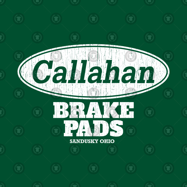 CALLAHAN BRAKE PADS