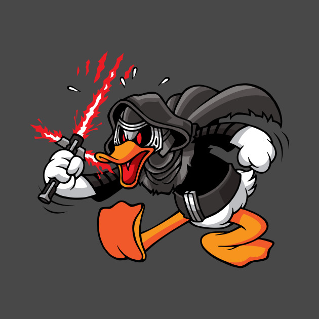 Duck Side of the Force