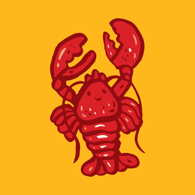 Baby Lobster - Lobster - T-Shirt | TeePublic