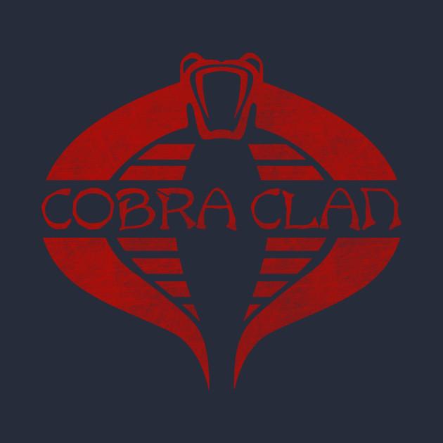 Cobra Clan T-Shirt