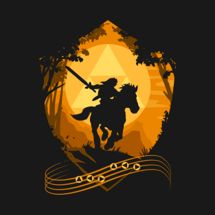 Epona´s Song t-shirts