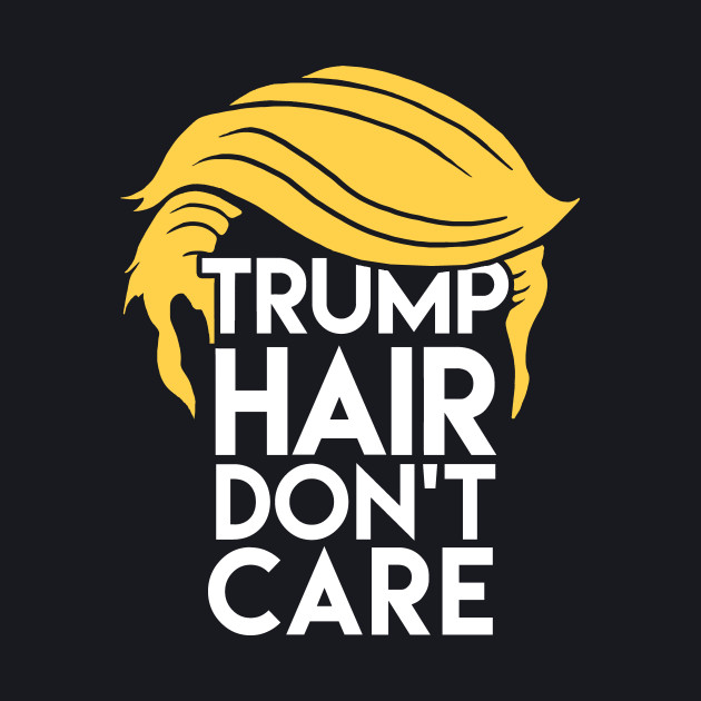 Trump Hair Don't Care: Donald Humor