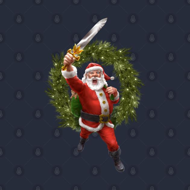 Santa Claus Sleigher