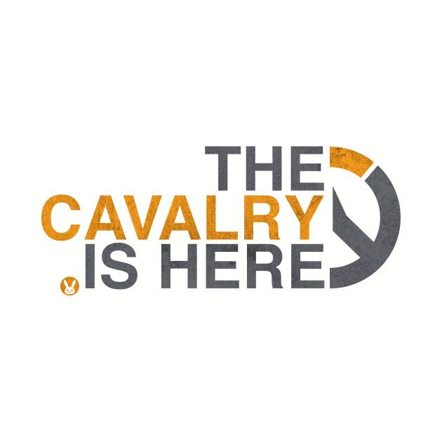 Cavalry's here!