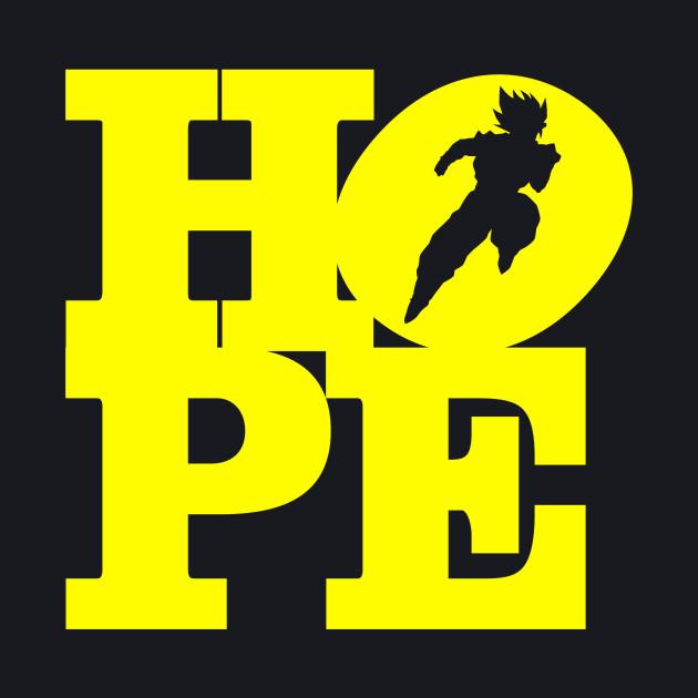 Goku - Hope