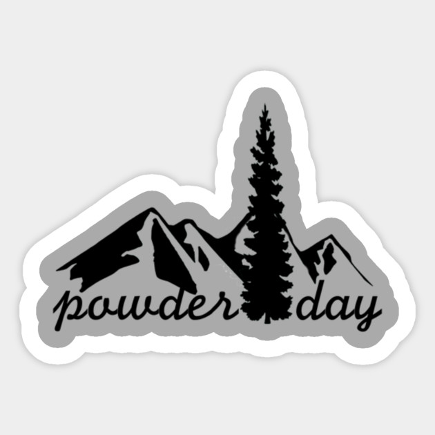 Powder Day - Small
