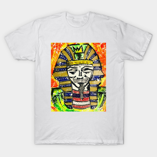 210cb363 Egyptian Vendetta - Vendetta Mask - T-Shirt | TeePublic