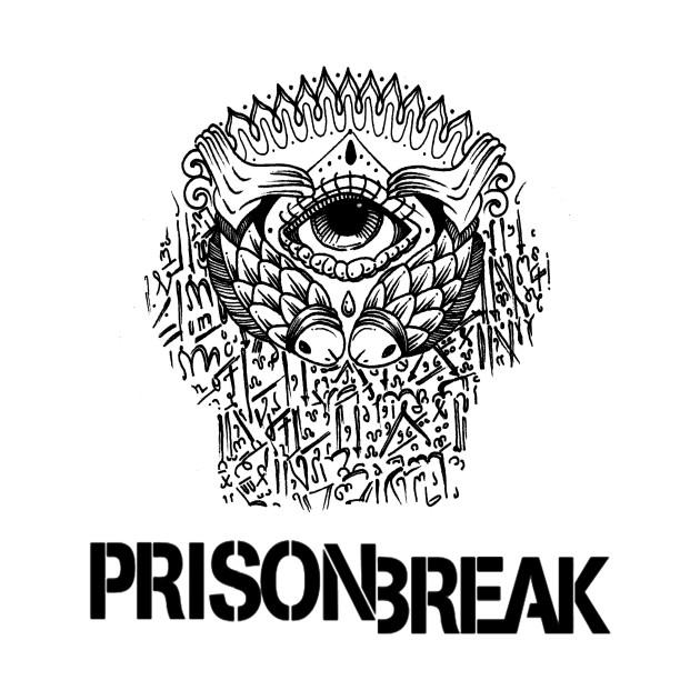 prison break prison break tattoo hand kids t shirt teepublic. Black Bedroom Furniture Sets. Home Design Ideas