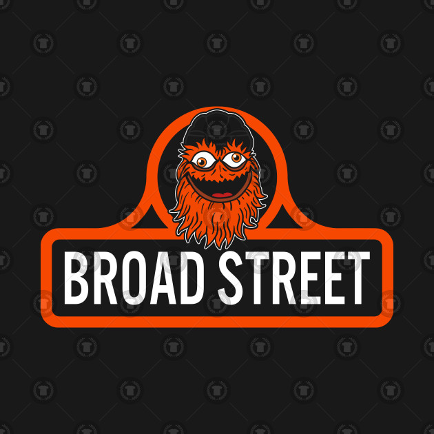 Gritty Broad Street
