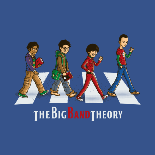 The Big Bang Theory T-Shirts