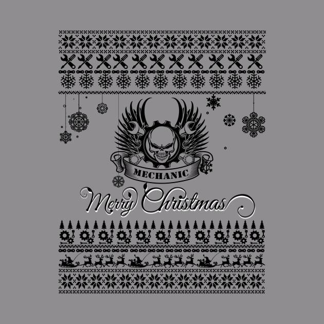 Merry Christmas - Mechanic