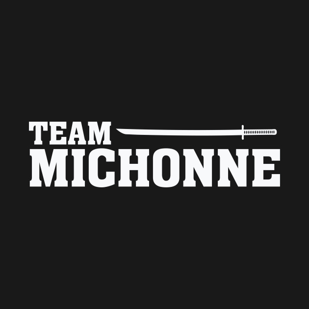 Team Michonne – Samurai Sword