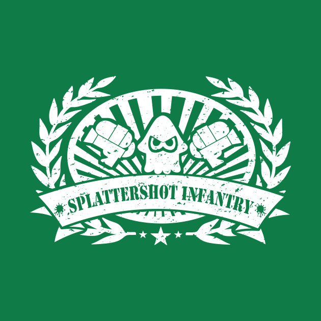 Splattershot Infantry