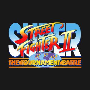 Super Street Fighter II: The Tournament Battle t-shirts