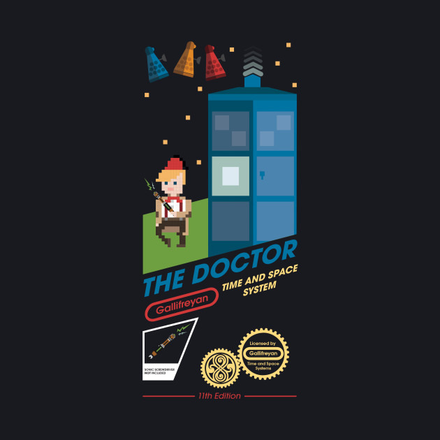 The Doctor The Game