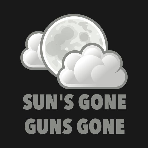 Sun's Gone Guns Gone