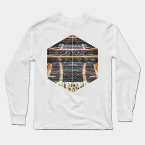 99d72175ee Orchestra Geometry Photography Long Sleeve T-Shirt