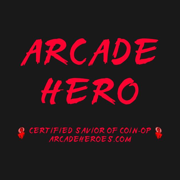 Certified Arcade Hero #1