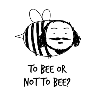 Moustache Bee t-shirts